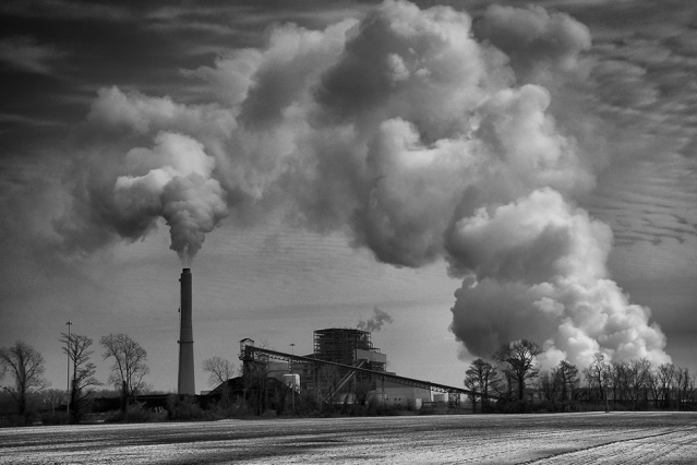 Once mercury is emitted from the smokestacks of coal-fired power plants, among other sources, the gas can drift through the atmosphere for up to a year before settling into lakes and oceans.