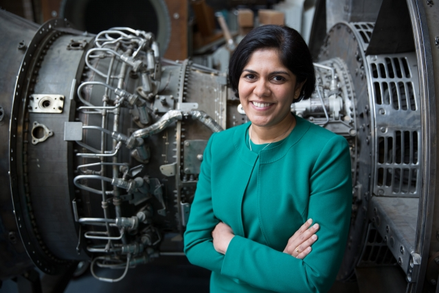 "According to Hamsa Balakrishnan, associate head of the MIT Department of Aeronautics and Astronautics, ""When our students go out knowing where the state-of-the-art is in both the transportation domain and the technical disciplines, they are empowered to advance knowledge and have a practical impact."""