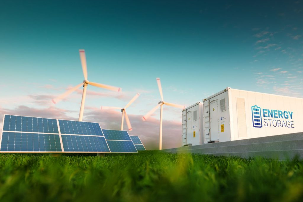 New research gives energy storage a cost target.