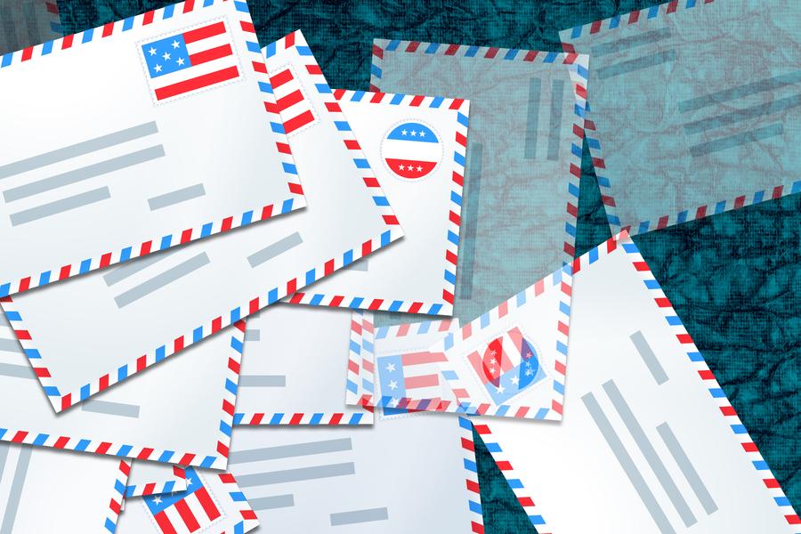 Votes in enveloppes