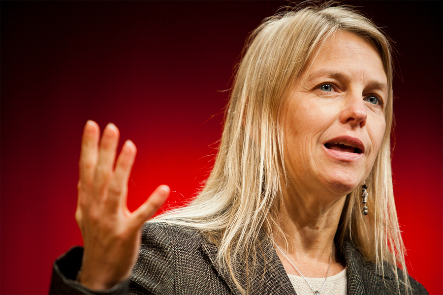 Dava Newman, image by Dominick Reuter