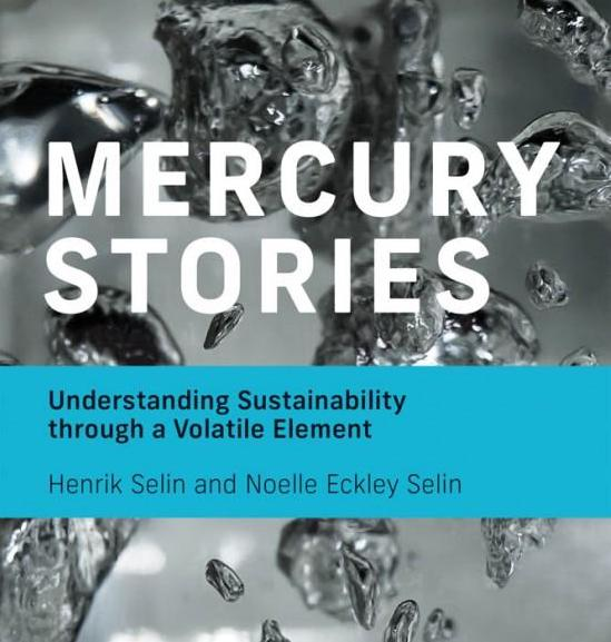 Front Cover of MIT Press book Mercury Stories