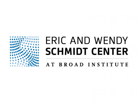 logo for the Eric and Wendy Schmidt Center at Broad Institute